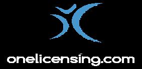 Onelicensing Logo Wht Txt